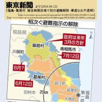 ●「福島の声」を聞き、避難者に寄り添っていたのはアベ様ら?、それとも、経産省前テントひろばの皆さん?