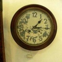 サザエさんちの時計