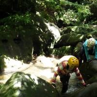 サワートレッキング&キャニオニング体験 西表島