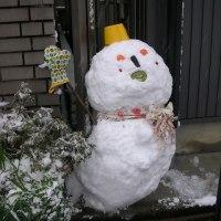 2017年の書き始めは 大雪