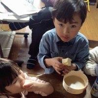 ルタオのケーキ(2月11日)