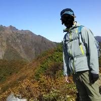 谷川岳登山。