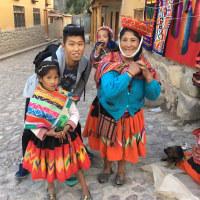 A trip to South America in Peru