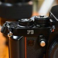 やはりMFカメラはカッコいい