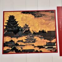 絵で見る大阪城の歴史・・・工事中の擁壁に