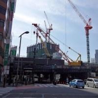 銀座線渋谷駅 移設アップデート: 03/2017