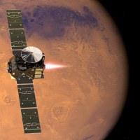 火星に到着