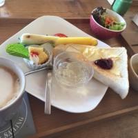 nachu cafe Leaf(ナチュ カフェ リーフ)さん