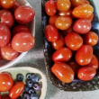 猫の額の庭便り 1坪菜園 今日の収穫