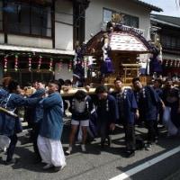 飛騨金山の春祭り