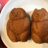 山田屋のたぬき人形焼