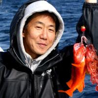 <04/28> テンヤ釣りへ