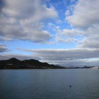 しまぞら 雲空 白い雲に覆われる~! 2016.12.28