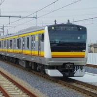 E233系への統一迫る南武線