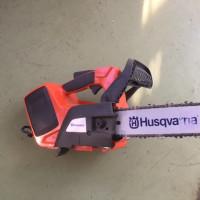 ハスクバーナ バッテリーチェンソー T536LiXP 本体無料レンタル!良いか悪いか使ってみなけりゃわからねーなんべ!