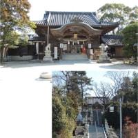 妙見山鷲頭寺-降松神社下宮(若宮)