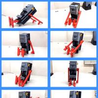 でんぐり返りロボット『クルリン』ベーシック10傑!