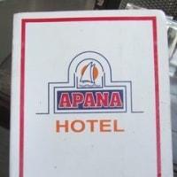 ディーウのレストラン ~ アパナ ~