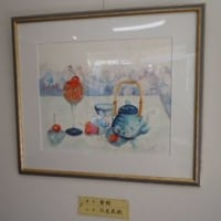 水彩画クラブ「絆」作品展
