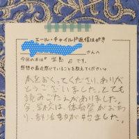 茨城県Sくんより 返信はがき紹介〜2017.5.25