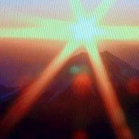 初日の出 留守番  富士山のご来光