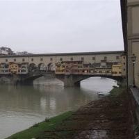楽しかった旅の一コマ (109) フィレンツェのヴェッキオ橋