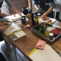 3月のイタリア料理教室&パン教室