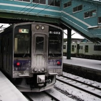 【2010年12月】 快速青森行(青い森鉄道)