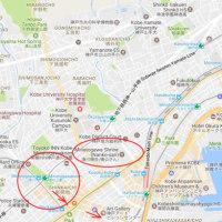 神戸 湊川神社、湊川公園を散策する旅