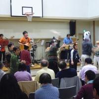 今年もお世話になりました。かつしか教室(柴又)コンサート!