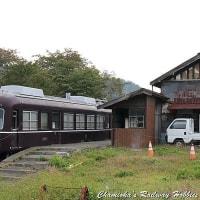 【鉄道写真】長野電鉄2000系A編成の保存車