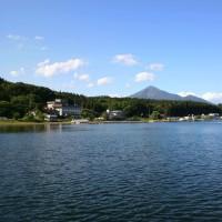 今日は會津藩校日新館「天文台跡」の除草作業が行われました(^_-)