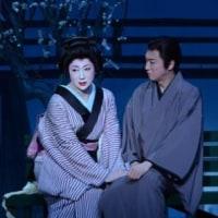 二代目喜多村緑郎襲名披露 九月新派特別公演 『口上』 『婦系図』 @新橋演舞場(9月11日)
