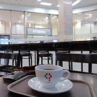 今日のソト◎カフェ『上六、チャオ・プレッソ』