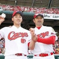 おめでとう中村祐太、4年目初先発初勝利!