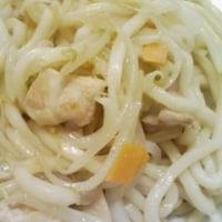 2017・6・25(日)…㈱久保田麺業「骨付鳥味 焼うどん」