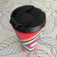 美鞠のトラベルマグカップ!