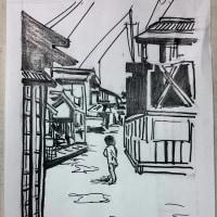 昭和の町角