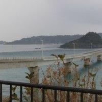 東シナ海と日本海の境 写真