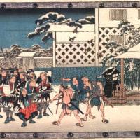 ○ Chushingura//忠臣蔵討ち入りの際の「口上書」には何が書いてあったのでしょうか?