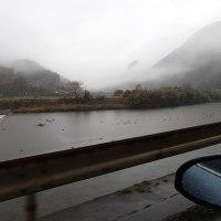 初冬の耶馬渓の温泉にドライブ(2016/12/4)
