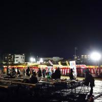 夜空を彩る えびす講演花火大会 2016/11/23