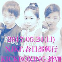 NJKF アマチュア 対戦表