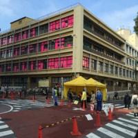 としまミュージアム pink windows  /  原高史 takafumi hara