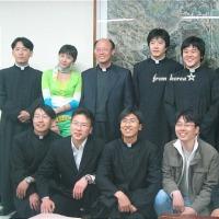 クォン・サンウ ハ・ジウォン『恋する神父』~インタビュー&お祈りを習うサンウ~(ノ∀≦。)ノぷぷ