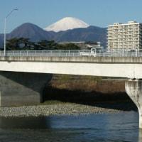 12/2(金)ウォーキング(酒匂川)