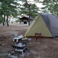 キャンプツーリング・・柳茶屋キャンプ場