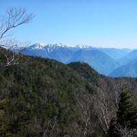 風イラズ・大無間山・朝日岳周回コース無事下山