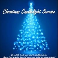 Christmas Candlelight Service&ファミリーセール♡♡