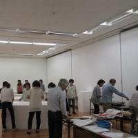 ガラス彫刻展2017 @ 世田谷美術館